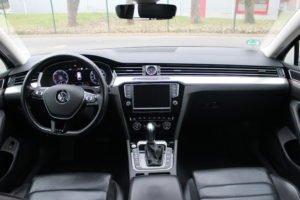 Auto PKW von Innnen Innenraum